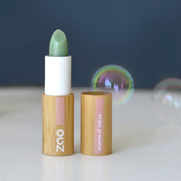 ZAO Organic - Ексфолиращ скраб за устни (482)
