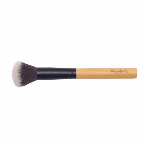 Веган бамбукова четка за хайлайтър - Highlighting Brush