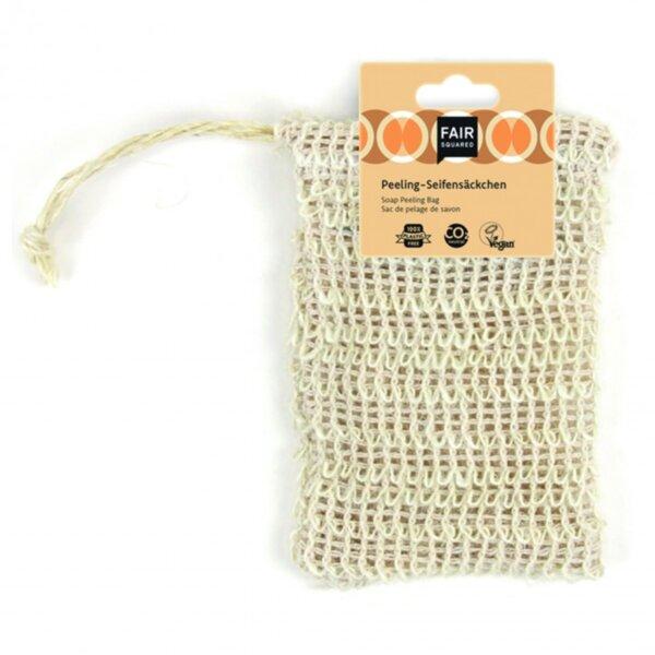 Торбичка за пилинг и остатъци от сапуни - Fair Squared