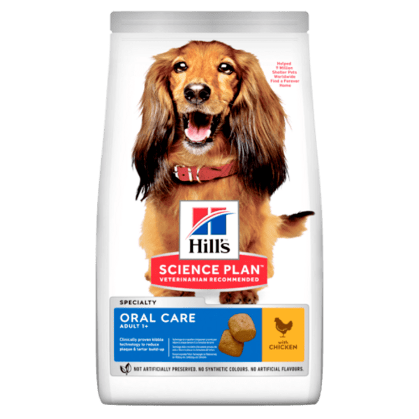 Hill's Science Plan Adult Oral Care