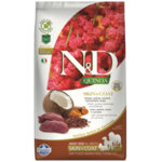 N&D Quinoa Skin & Coat Venison & Coconut