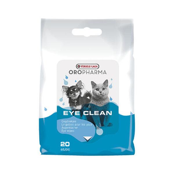 Oropharma Eye Clean - Мокри кърпички за почиствене на очи