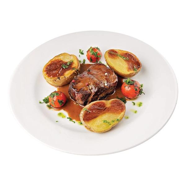 Телешко Бонфиле с картоф фондан