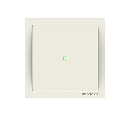 Koogeek Ключ за лампа с един превключвател – KH01CN