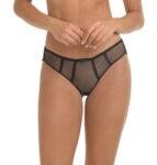 Bikini from lace and net!