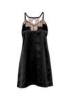 Satin night dress