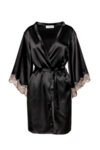 Satin robe for brides!
