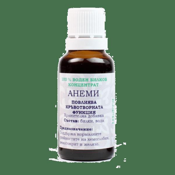 Анеми - кръвотворна функция 2х20ml