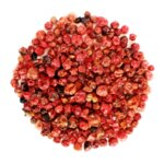 Боровинка червена плод
