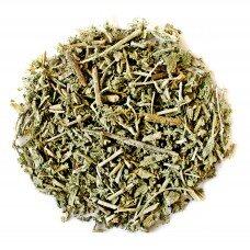 Градински чай лист