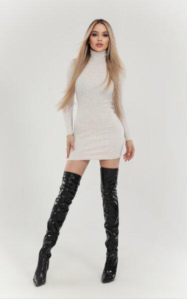 I-AM Cozy Winter Line рокля