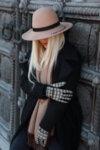 I-AM STYLISH WINTER ръкавици бродерия жени