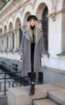I-AM STYLISH WINTER палто