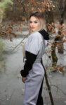 I-AM Cozy Winter долнище colour block дамско