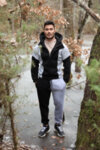 I-AM The Cozy Winter връхна дреха colour block мъжко