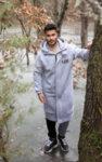 I-AM The Cozy Winter дълга връхна дреха мъже