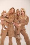 I AM Fuffy Сет2 2 екипа за мама и дете