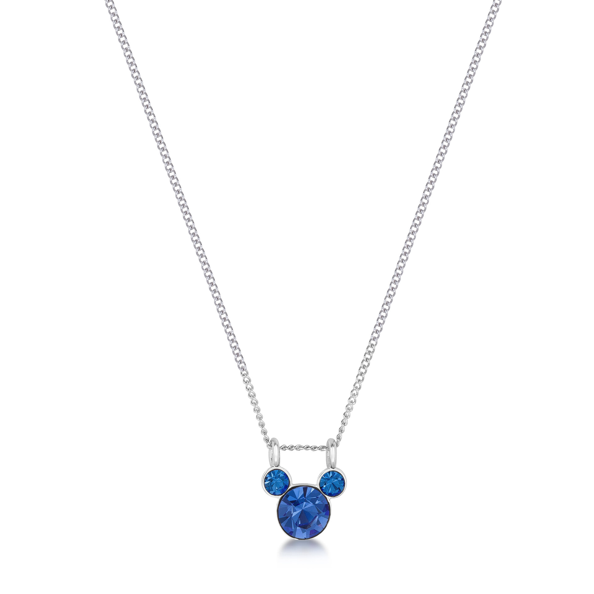 Колие Disney Mickey Mouse Crystal