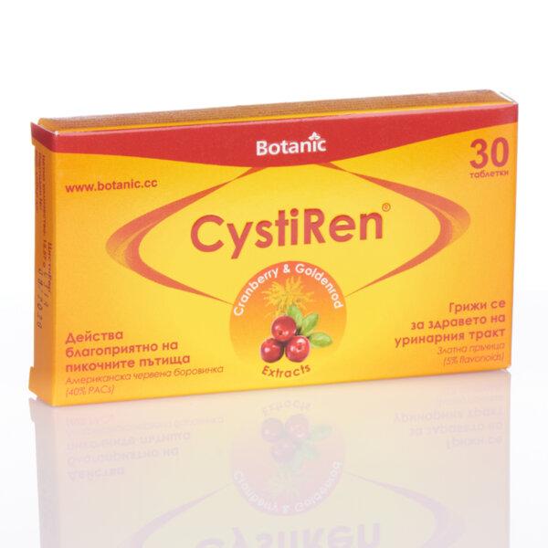 ЦистиРен (30 таблетки)