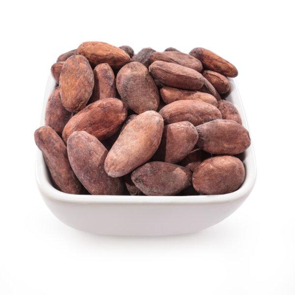 Какаови зърна - био (500г)
