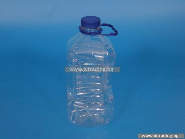 Пластмасова бутилка 3 л.