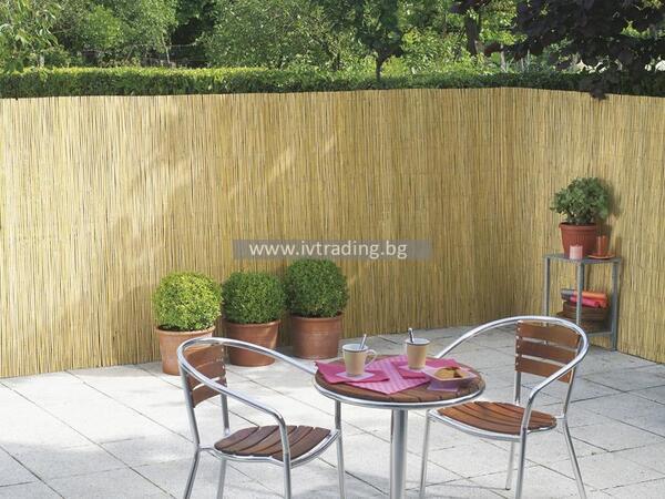 Тръстикова ограда NATURCANE