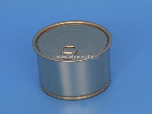 Метална кутия за консерви 400 мл.