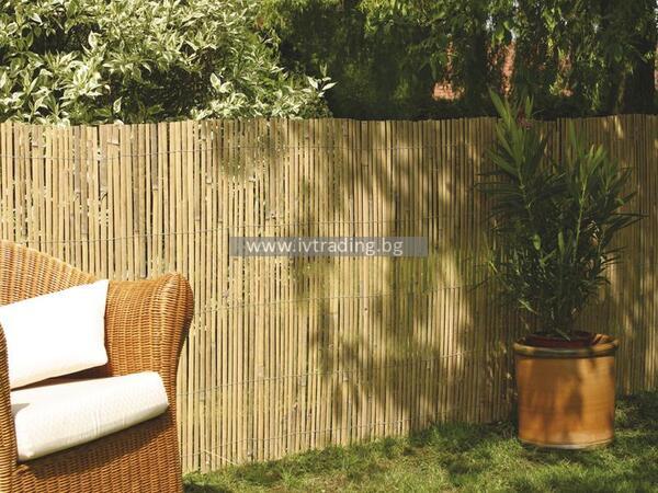 Бамбукова ограда BAMBOOCANE
