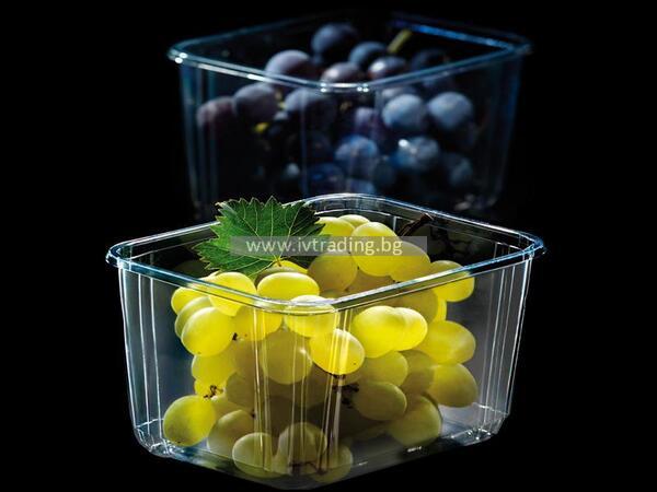 Контейнер за свежи плодове 500гр