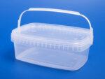 Пластмасова кутия 3л правоъгълна