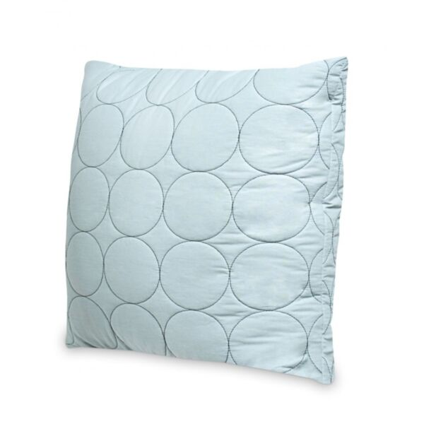Декоративна Възглавница Каролин 100% памук в Синьо