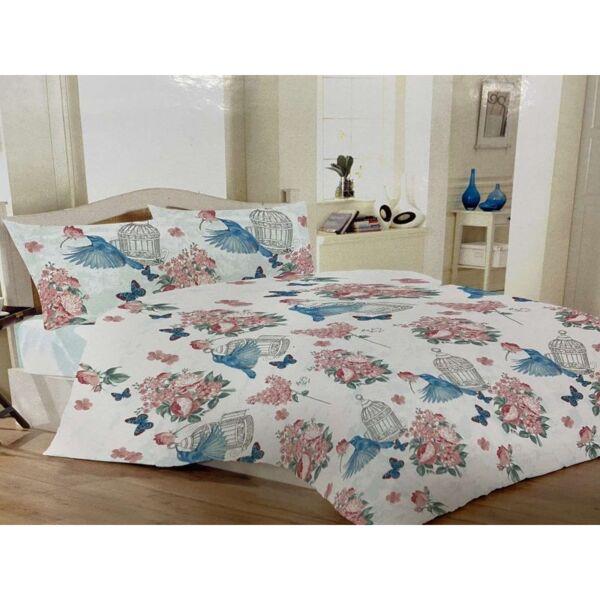 Спално бельо за спалня Тайна градина / 100% памук ранфорс