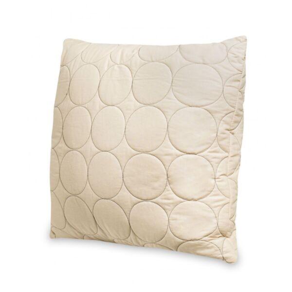 Декоративна Възглавница Каролин 100% памук в Екрю