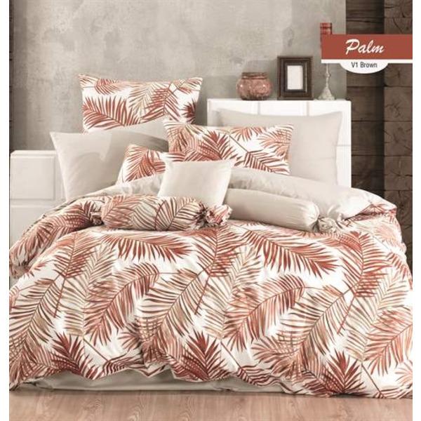 Спален комплект Palm Brown - тропически нотки в спалнята