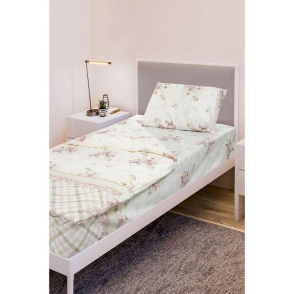 Единичен спален комплект Daily Beige