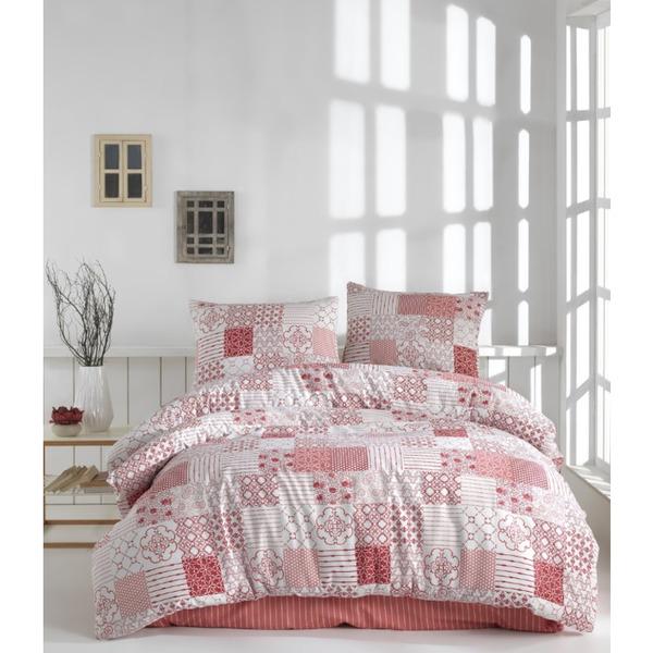 Двоен спален комплект с тънко одеяло тип пике Адония