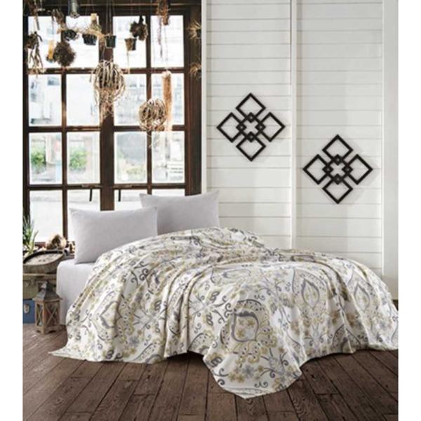 Двоен спален комплект с тънко одеяло тип пике Анхел