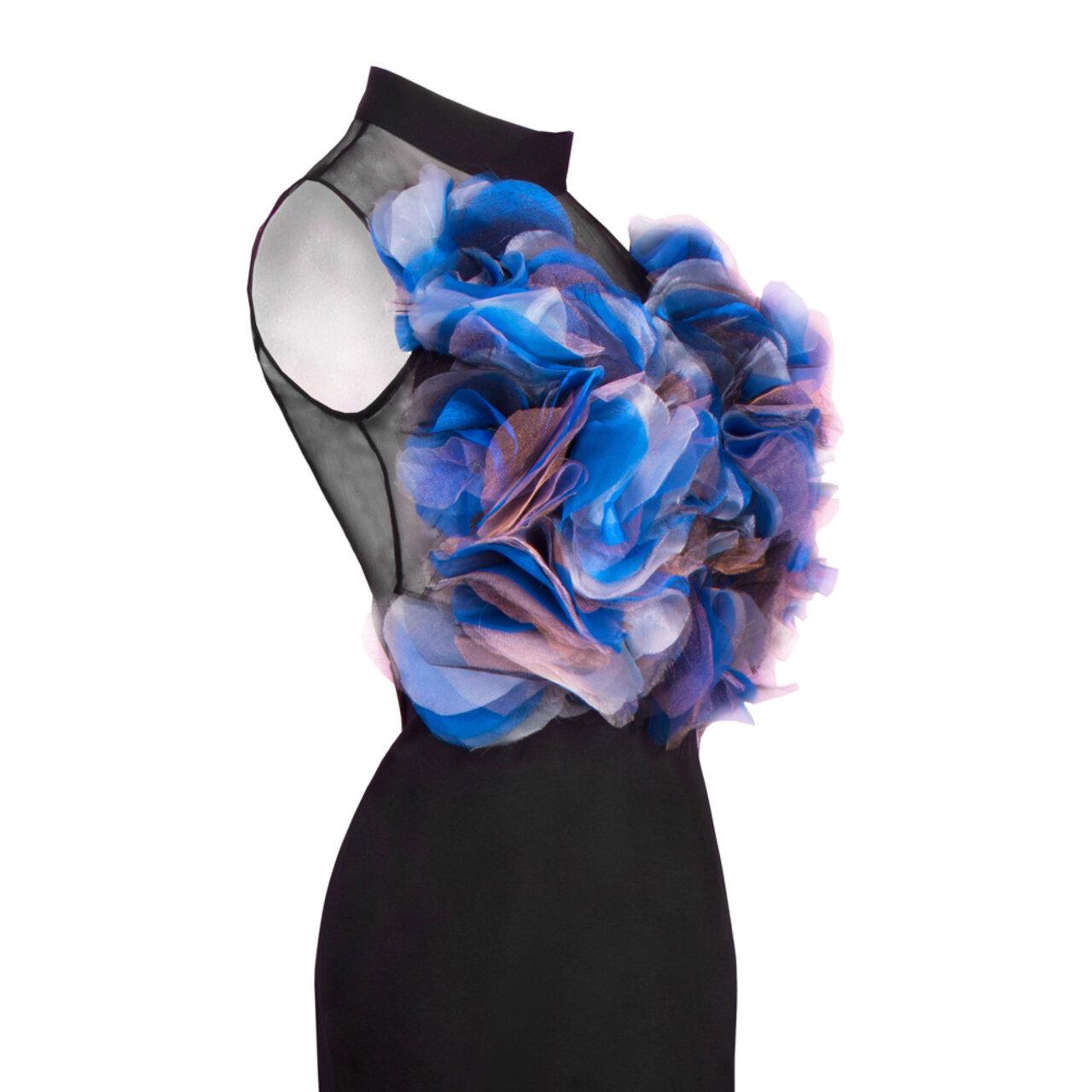 Classic Flower LIZA KAIN Рокля