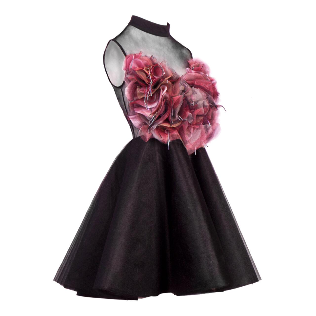 Classic LIZA KAIN Рокля с Цветя