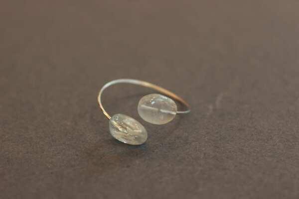 Посребрени пръстени от Янина Минкова