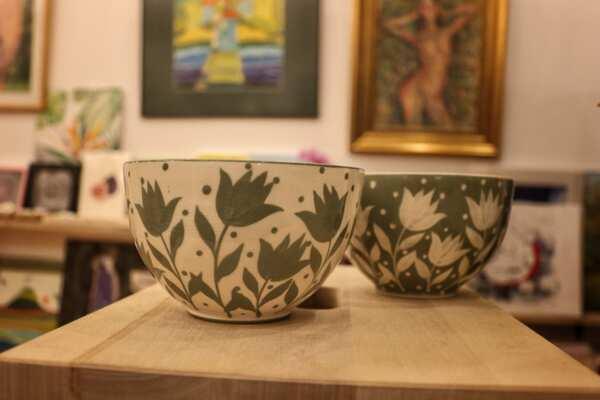 Ръчно изработена чаша за кафе/чай