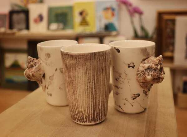 Ръчно изработена чаша