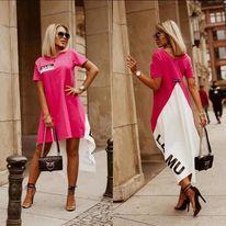Rochie MELISA- Pink