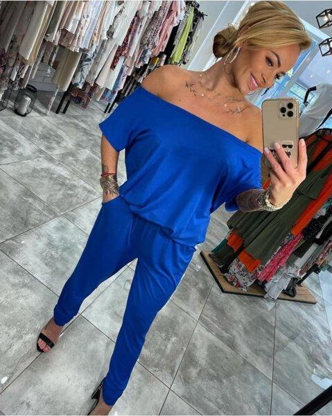 Гащеризон DARIYA синьо, Boutique Kaya
