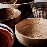 Дървена купа