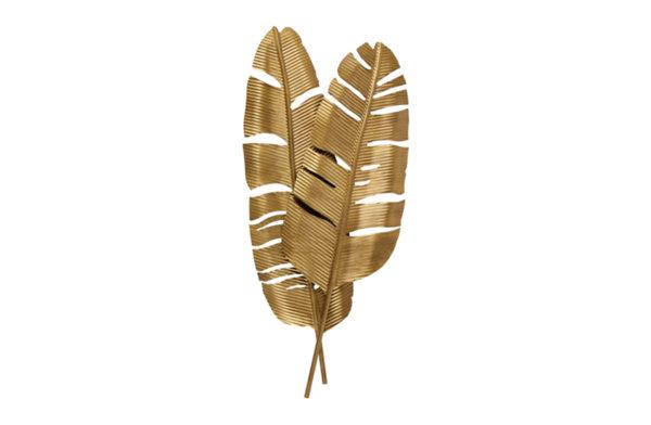 Декоративни пера от месинг - комплект