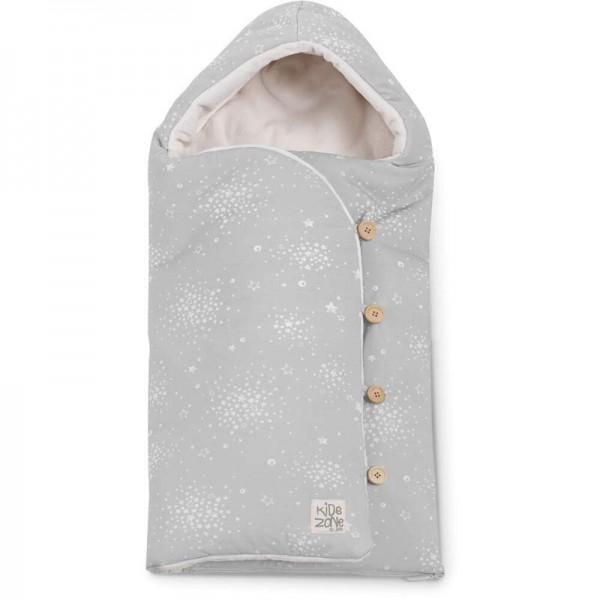 JANE Mims Plus Универсален чувал - одеяло за кош Greyland 080494 T48