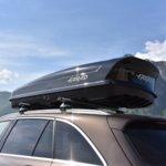 Автобокс Farad Koral N20 Черен гланц