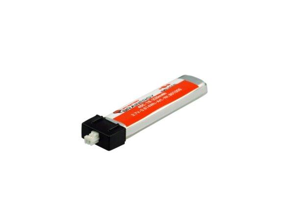 1S 3.7V 220mAh 45C Конектор JST LiPo Battery Полимерна Батерия 1 клетка