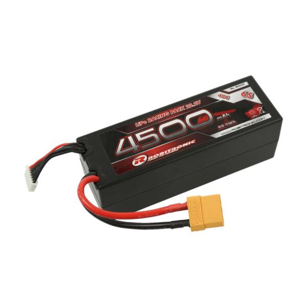 LiPo Battery 4500mAh 6S 40C XT-90 Plug